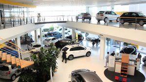 coches noveles concesionario