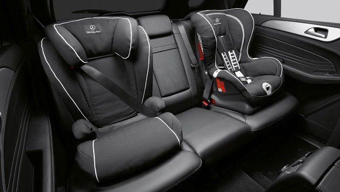 ¿Como llevar a los niños en el coche?