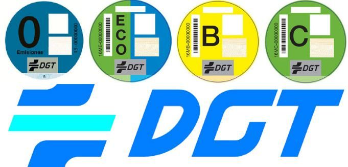 ¿Has recibido esta etiqueta de la DGT?