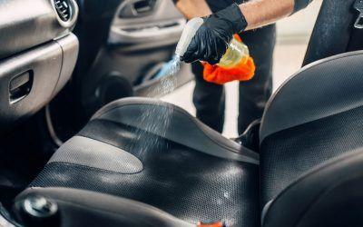 Desinfectar el interior del coche de coronavirus